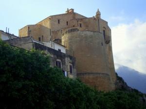 il famoso castello di carini