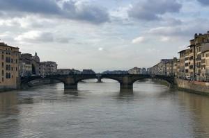 Panorama sull' Arno