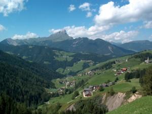 Un paese … una valle
