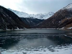 Il lago Di Senales
