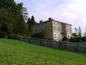 Il castello dei cordero…