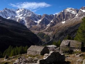 Macugnaga - Il Monte Rosa
