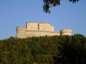 San Leo - Castello (comunque adesso è provincia forlì-cesena)