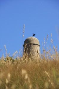 Una torretta del Castello di Rimpinzeri