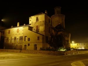 luci sul castello…..