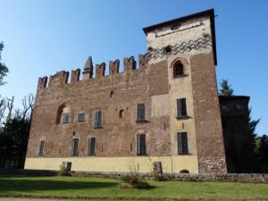 Il castello di Cozzo……..