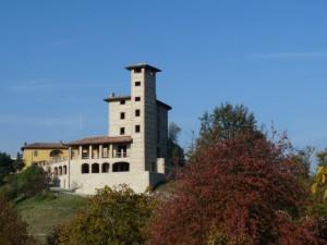 Il castello di Pessine