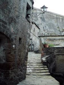 Le Mura di Sorano