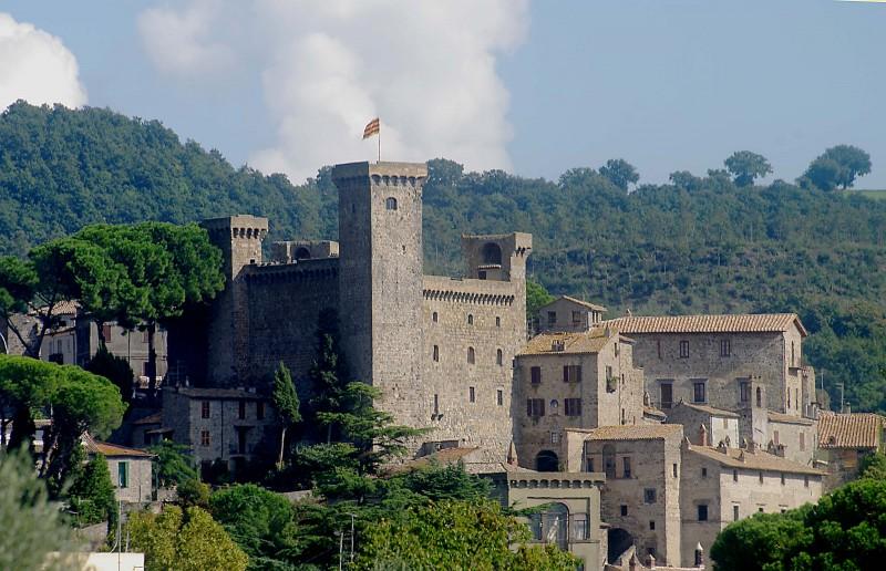 ''Rocca Monaldeschi'' - Bolsena