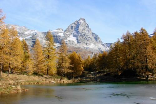 Valtournenche - La classica del Cervino, versione autunnale