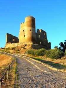 Mazzarino, ingresso al Castello.