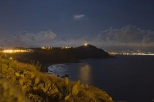 Milazzo…Di Notte e da Lontano