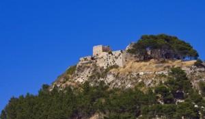 Il Castello di Calatafimi Segesta