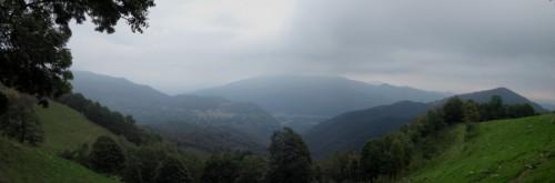 Omegna - dall alpe Previano