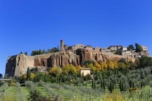 Le rupi di Orvieto