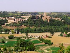 Castell'Arquato e la Val D'Arda