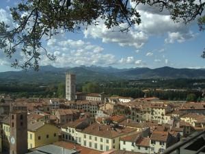 Lucca e le sue montagne