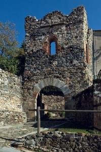 Castellamonte - Ingresso della seconda cinta di mura