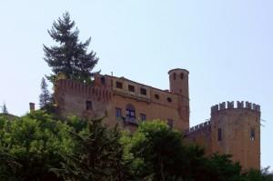 Rovina in corso - Il castello di Verzuolo