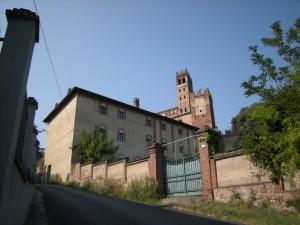 Camino, il castello
