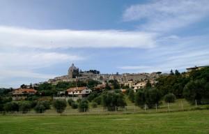 Panorama di Montefiascone