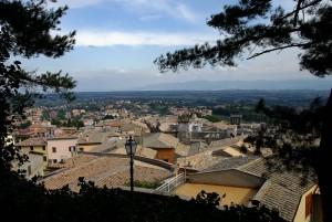 I tetti di Montefiascone