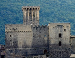 Trevi castello Cajetani