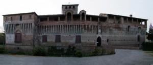 L'ingresso alla Rocca