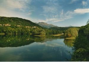 Vidracco e il lago di Gurzia
