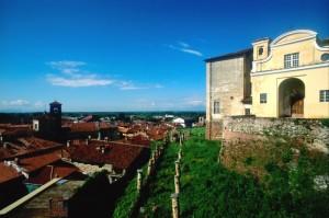 la cinta esterna del castello di san giorgio