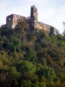 Ruderi del Castello di Rossana