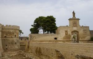 Acaja,la cittadella fortificata