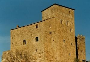 il castello di Castel San Niccolò