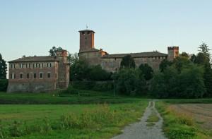 Al castello prima del tramonto!