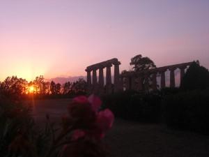 Il tramonto di Pitagora