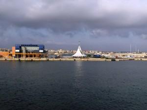 La porta verso l'Oriente - Il porto di Bari
