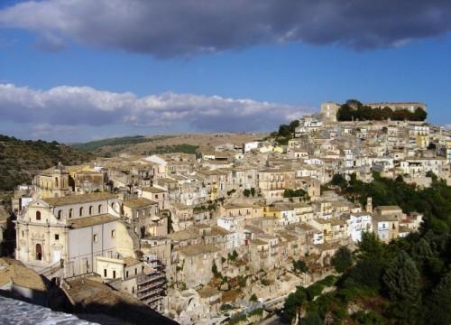 Ragusa - Ragusa....forse pioverà?