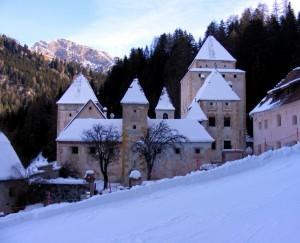 Castel Fischburg dalla SassLong B