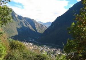 veduta valle Divedro