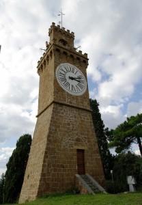 La torre del Barbarossa