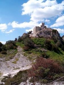 Verso la Rocca di San Silvestro
