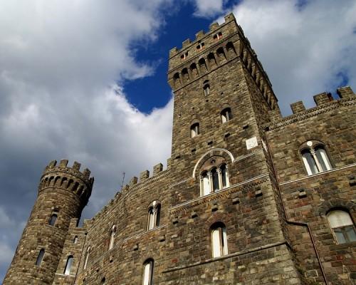 Acquapendente - Castello Monaldeschi la torre maestra