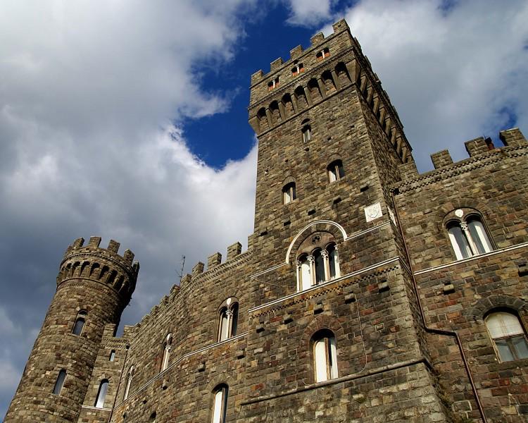 ''Castello Monaldeschi la torre maestra'' - Acquapendente