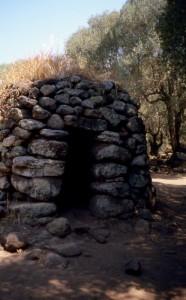 Nuraghe del Villaggio di Santa Cristina