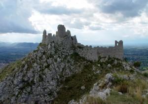 Nuvole sul castello