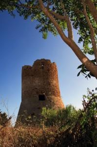 La torretta di Torretta Granicola