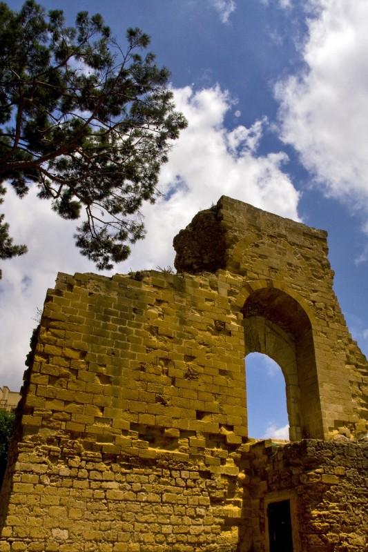 ''Le rovine del castello di Mazara'' - Mazara del Vallo