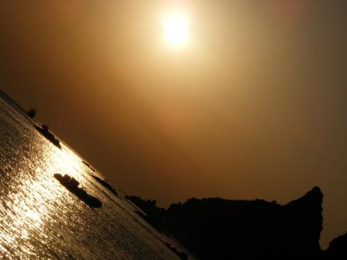 Ricadi - Magia del tramonto...