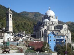 in valle Vigezzo…..Rè e il suo santuario