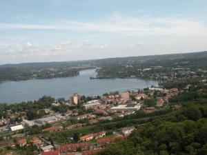 Dormelletto e il lago
